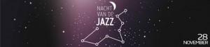 Nacht va de Jazz met sterren logo