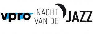 Nacht van de jazz met VPRO logo