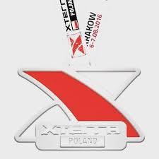 Xterra Poland - medaille